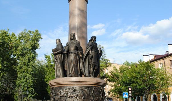 101779 603x354 - Памятник 1000-летия г. Бреста