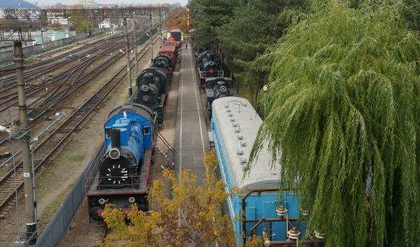 1029884 603x354 - Барановичский музей железнодорожной техники