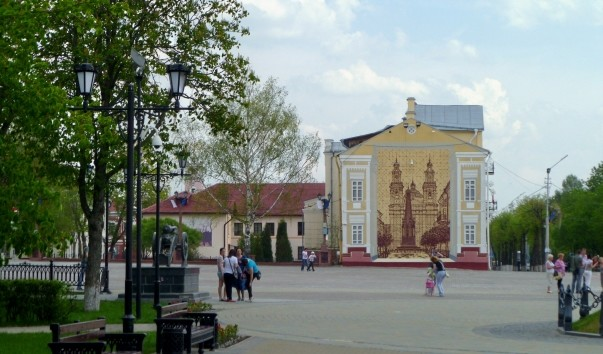 106077 603x354 2 - Площадь Свободы в Полоцке