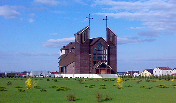 109661 603x354 - Костел Святого Зигмунта в Барановичах