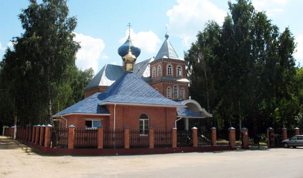 109669 603x354 2 - Церковь Рождества Христова в Борисове