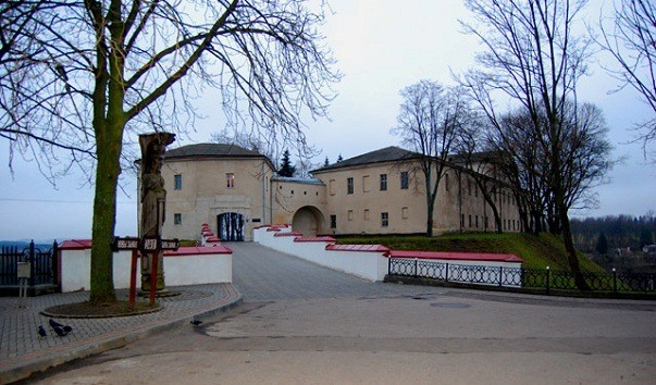 11222 603x354 4 - Старый королевский замок в Гродно