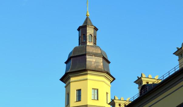 1141449 603x354 1 - Часовая башня Несвижского замка