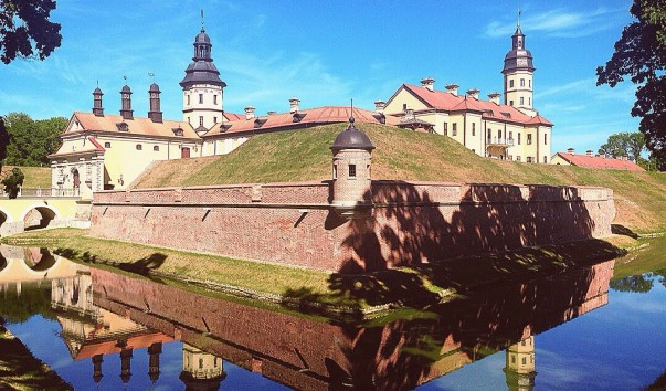 1185764 603x354 3 - Дворец Несвижского замка