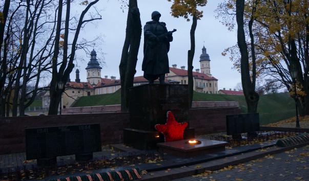 1227251 603x354 1 - Мемориал воинам, павшим в Великой Отечественной войне в Несвиже