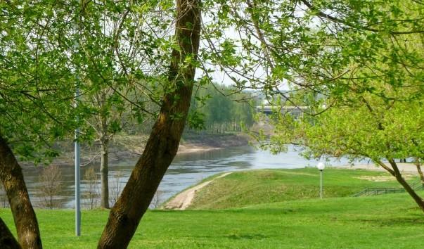 139722 603x354 2 - Набережная реки Западная Двина в Полоцке