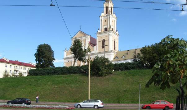 1425650 603x354 2 - Бернардинский монастырь в Гродно