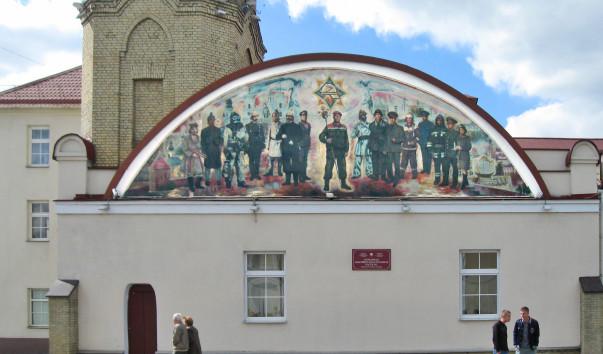1427868 603x354 2 - Музей истории пожарной службы в Гродно