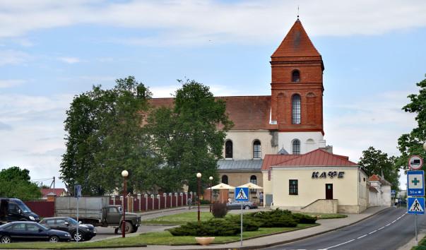 1554798 603x354 2 - Костел Святого Николая в Мире