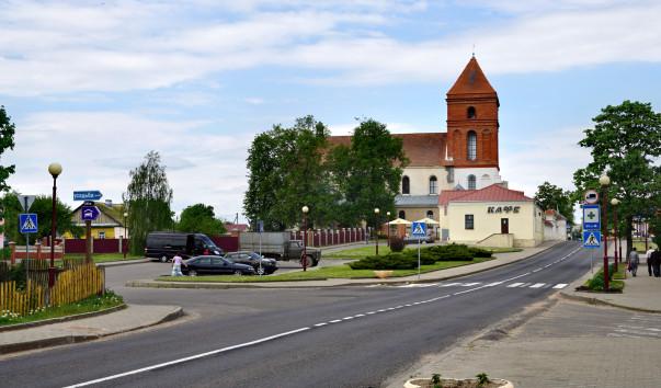 1554799 603x354 2 - Костел Святого Николая в Мире