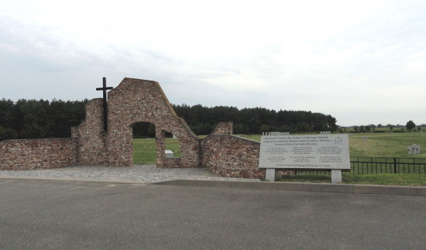 1561940 603x354 2 - Немецкое военное кладбище Второй Мировой войны возле Березы