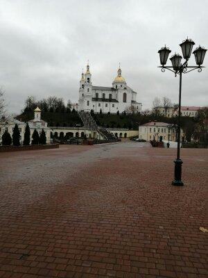 1574760903483 1 - Свято-Успенский кафедральный собор в Витебске
