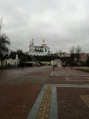 1574760905087 1 - Свято-Успенский кафедральный собор в Витебске