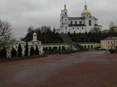 1574760905285 1 - Свято-Успенский кафедральный собор в Витебске