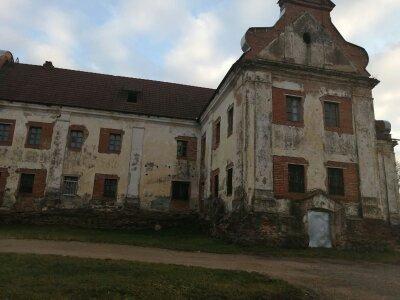 1574760909757 1 - Монастырь бернардинцев в Дубровно