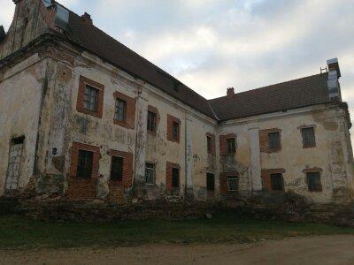 1574760910191 1 - Монастырь бернардинцев в Дубровно