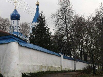 1574760915378 1 - Свято-Богоявленский Кутеинский монастырь в Орше