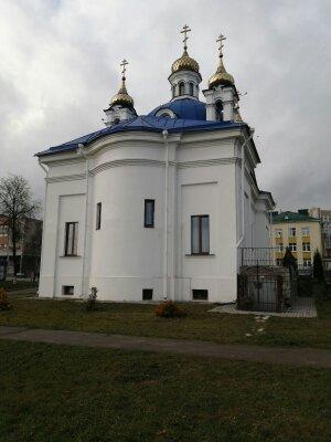 1574760917824 1 - Церковь Рождества Пресвятой Богородицы в Орше