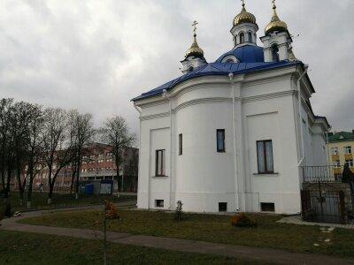 1574760918018 1 - Церковь Рождества Пресвятой Богородицы в Орше