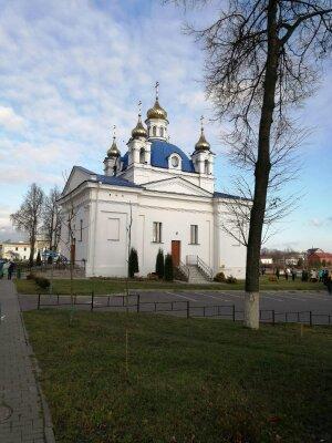 1574760919958 1 - Церковь Рождества Пресвятой Богородицы в Орше