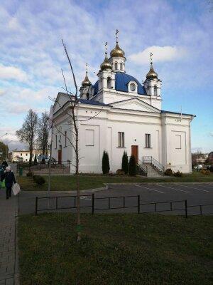 1574760920392 1 - Церковь Рождества Пресвятой Богородицы в Орше