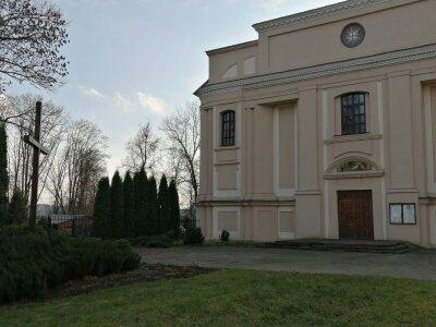 1574760920602 1 - Костел Святого Иосифа в Орше