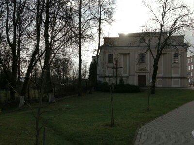1574760921195 1 - Костел Святого Иосифа в Орше