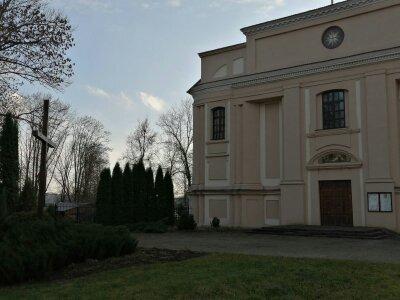 1574760923875 1 - Костел Святого Иосифа в Орше