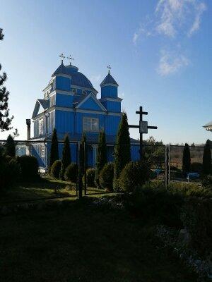 1574842645765 2 - Спасо-Преображенская церковь в Смолянах