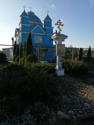 1574842646510 2 - Спасо-Преображенская церковь в Смолянах