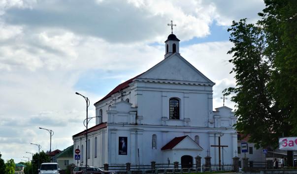 1580119 603x354 2 - Костел Святого Архангела Михаила в Новогрудке