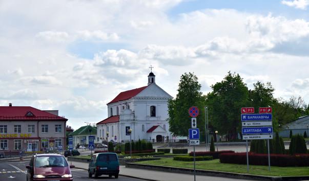 1580122 603x354 1 - Костел Святого Архангела Михаила в Новогрудке