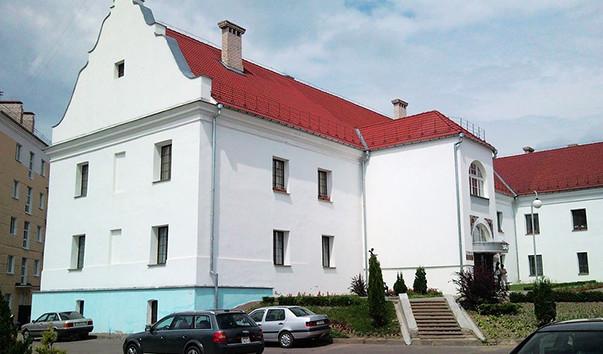 158199 603x354 2 - Здание Оршанского ЗАГСа