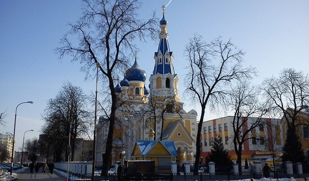 16088 603x354 - Свято-Николаевская Братская Церковь в Бресте