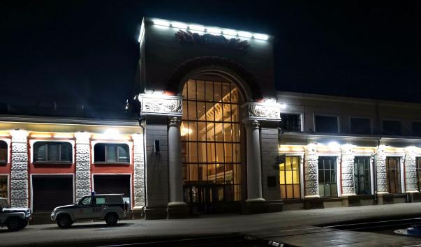 1616644 603x354 2 - Железнодорожный вокзал станции Орша