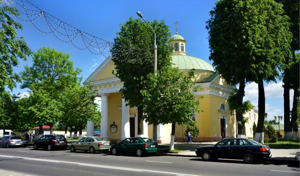 1618409 603x354 1 - Свято-Михайловский собор в Лиде