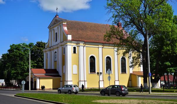 1618412 603x354 1 - Церковь Воздвижения Святого Креста в Лиде