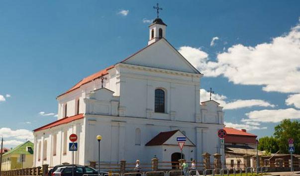 162642 603x354 2 - Костел Святого Архангела Михаила в Новогрудке