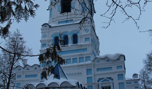 1652628 603x354 2 - Свято-Успенский монастырь в Орше