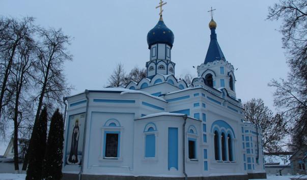 1652629 603x354 2 - Свято-Успенский монастырь в Орше