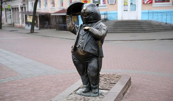 167648 603x354 2 - Памятник бобру в Бобруйске