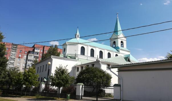 1710269 603x354 3 - Католический храм Андрея Боболи в Полоцке
