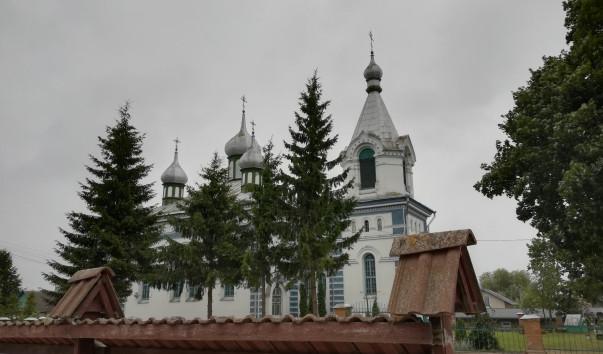 1711287 603x354 2 - Церковь Успения Пресвятой Богородицы в Браславе