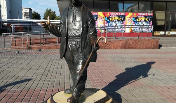 1714757 603x354 1 - Памятник Карандашу и Кляксе в Гомеле