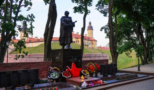 173766 603x354 2 - Мемориал воинам, павшим в Великой Отечественной войне в Несвиже