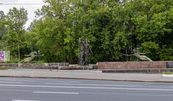 """1786216 603x354 2 - Фонтан """"Двина, Витьба и Лучоса"""" в Витебске"""