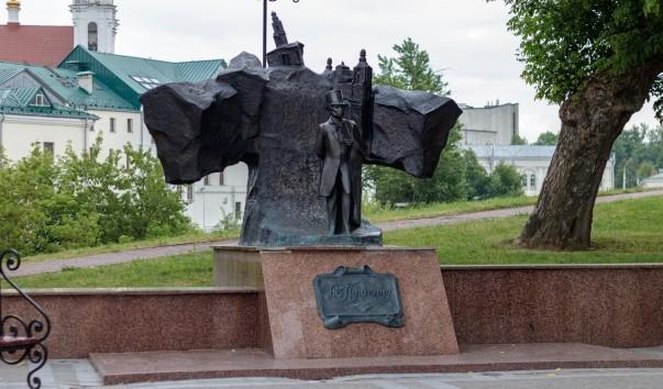 1786220 603x354 2 - Памятник Пушкину А.С. в Витебске