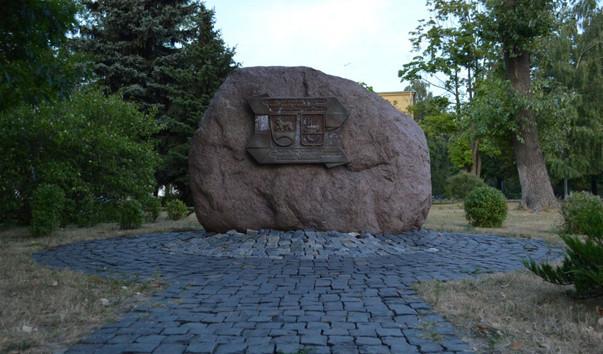 184276 603x354 2 - Памятный знак городу Хейнола в Барановичах