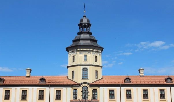 185932 603x354 2 - Часовая башня Несвижского замка