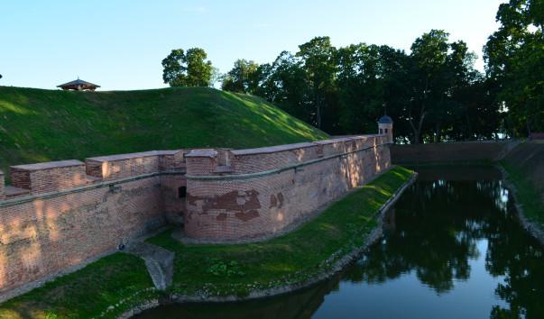 185934 603x354 2 - Бастион Несвижского замка